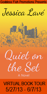 VBT Quiet on the Set Book Cover copy
